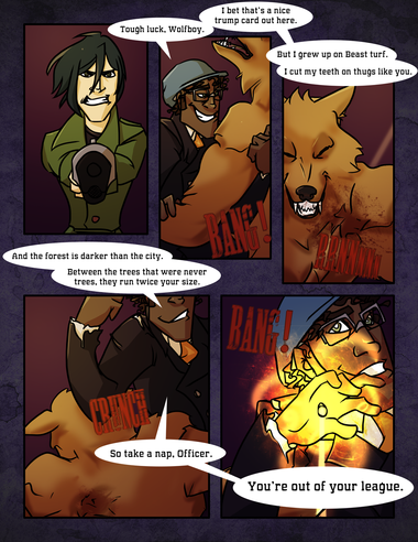 Ned used Meatshield!  It's super effective!